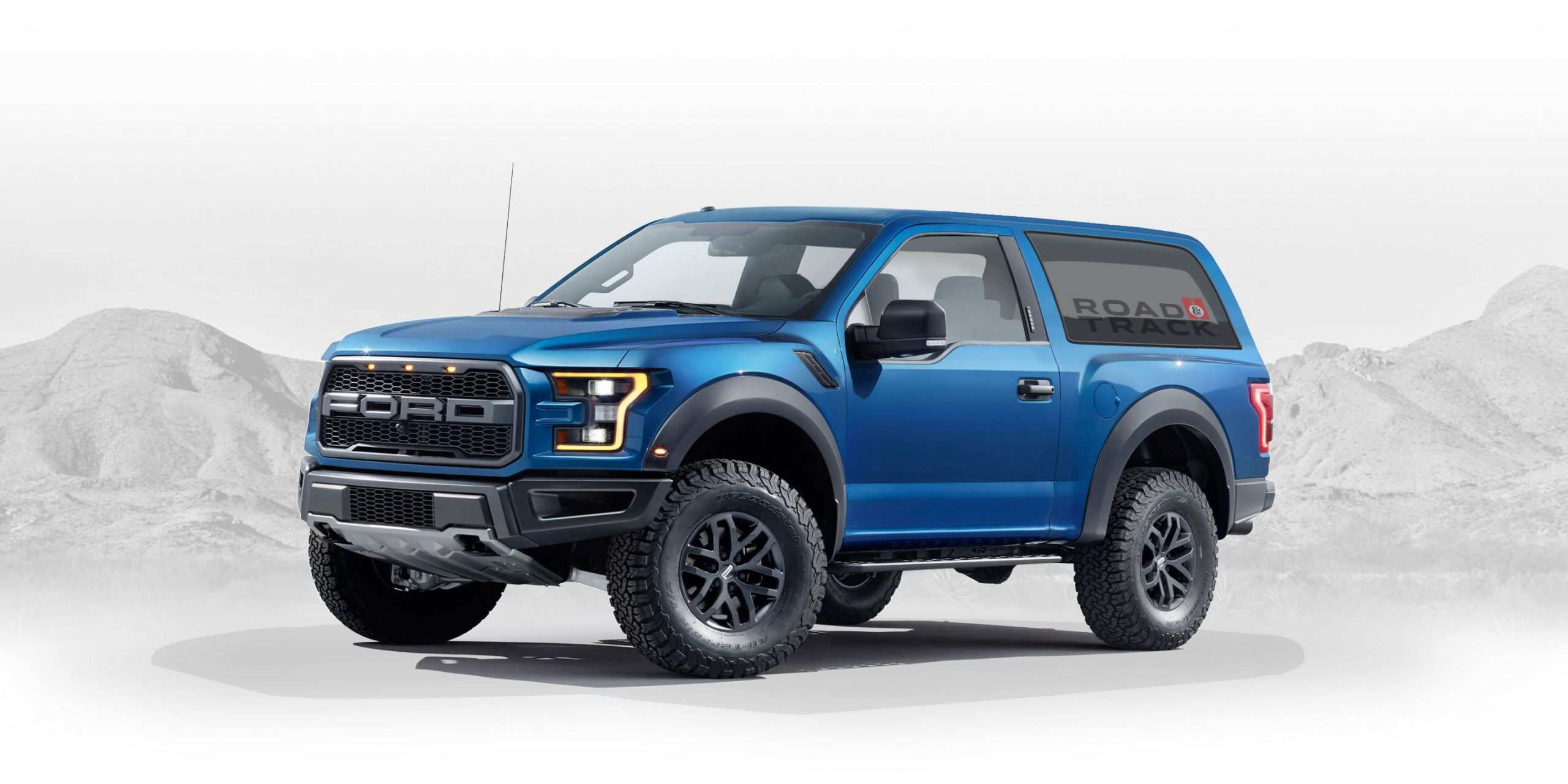 96 Concept of 2020 Ford Bronco 2018 Specs and Review by 2020 Ford Bronco 2018