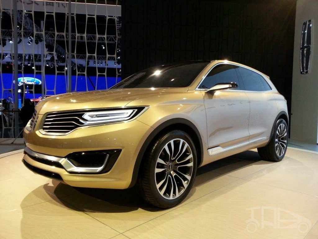 2020 Lincoln Mkx At Beijing Motor Show Review and Release date