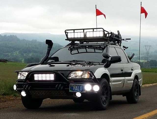 96 Concept of 2020 Subaru Baja Pictures with 2020 Subaru Baja