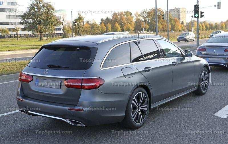 96 Concept of Mercedes 2020 E Class Exterior Rumors with Mercedes 2020 E Class Exterior