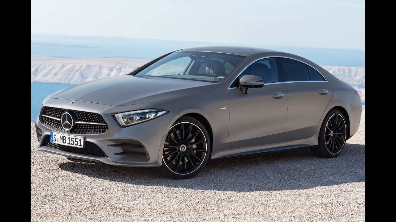 96 Concept of New Mercedes Cls 2020 Performance by New Mercedes Cls 2020