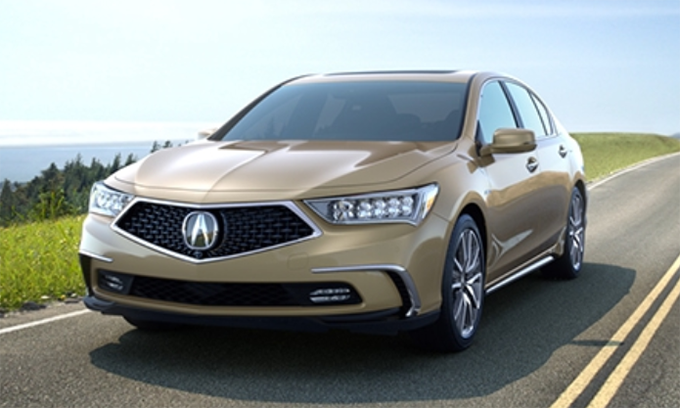 96 Gallery of 2020 Acura RLX Research New with 2020 Acura RLX