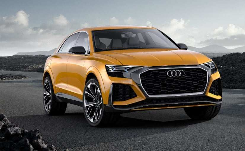 96 Gallery of 2020 Audi Q6 Exterior with 2020 Audi Q6