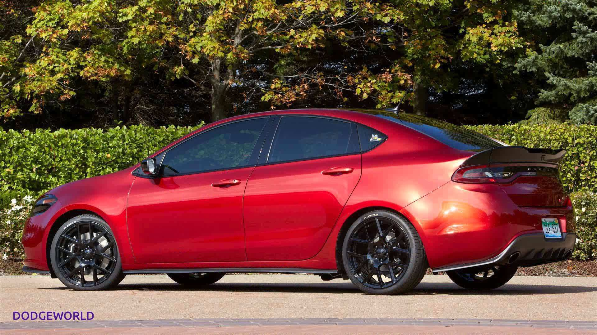 96 Gallery of 2020 Dodge Dart SRT Overview by 2020 Dodge Dart SRT