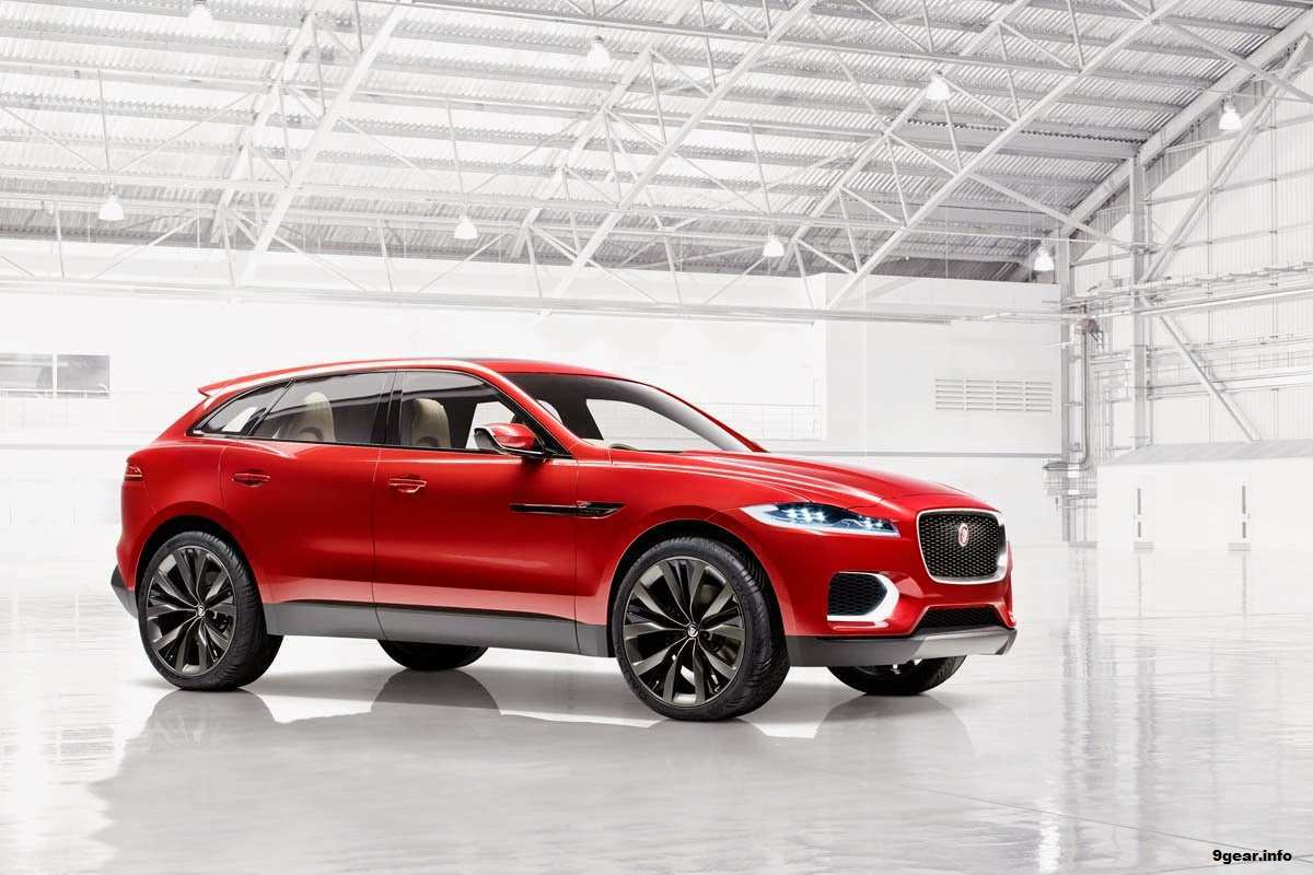 96 Gallery of 2020 Jaguar C X17 Crossover Performance and New Engine with 2020 Jaguar C X17 Crossover