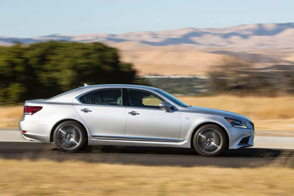 96 Gallery of 2020 Lexus Ls 460 Photos for 2020 Lexus Ls 460
