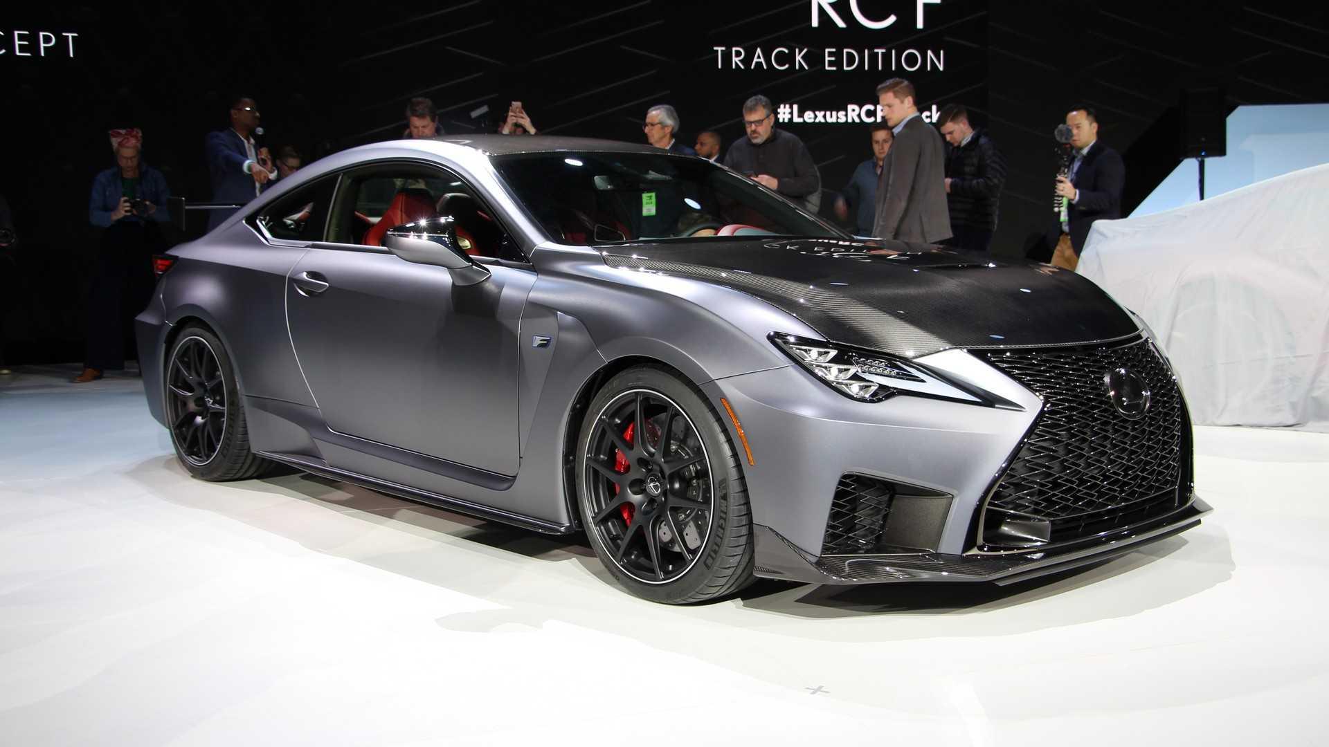 96 Gallery of Lexus 2020 Rc Speed Test for Lexus 2020 Rc