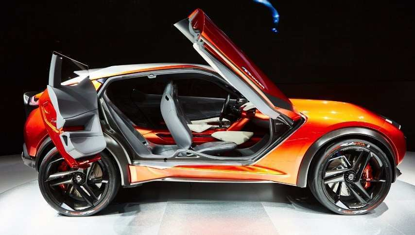 96 Gallery of Nissan Juke 2020 Redesign and Concept by Nissan Juke 2020