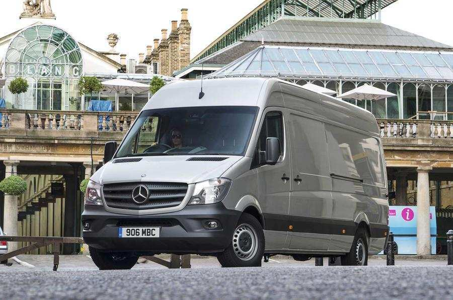 96 Great 2020 Mercedes Van Review with 2020 Mercedes Van