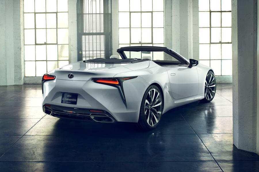96 Great Lexus Convertible 2020 Release Date for Lexus Convertible 2020