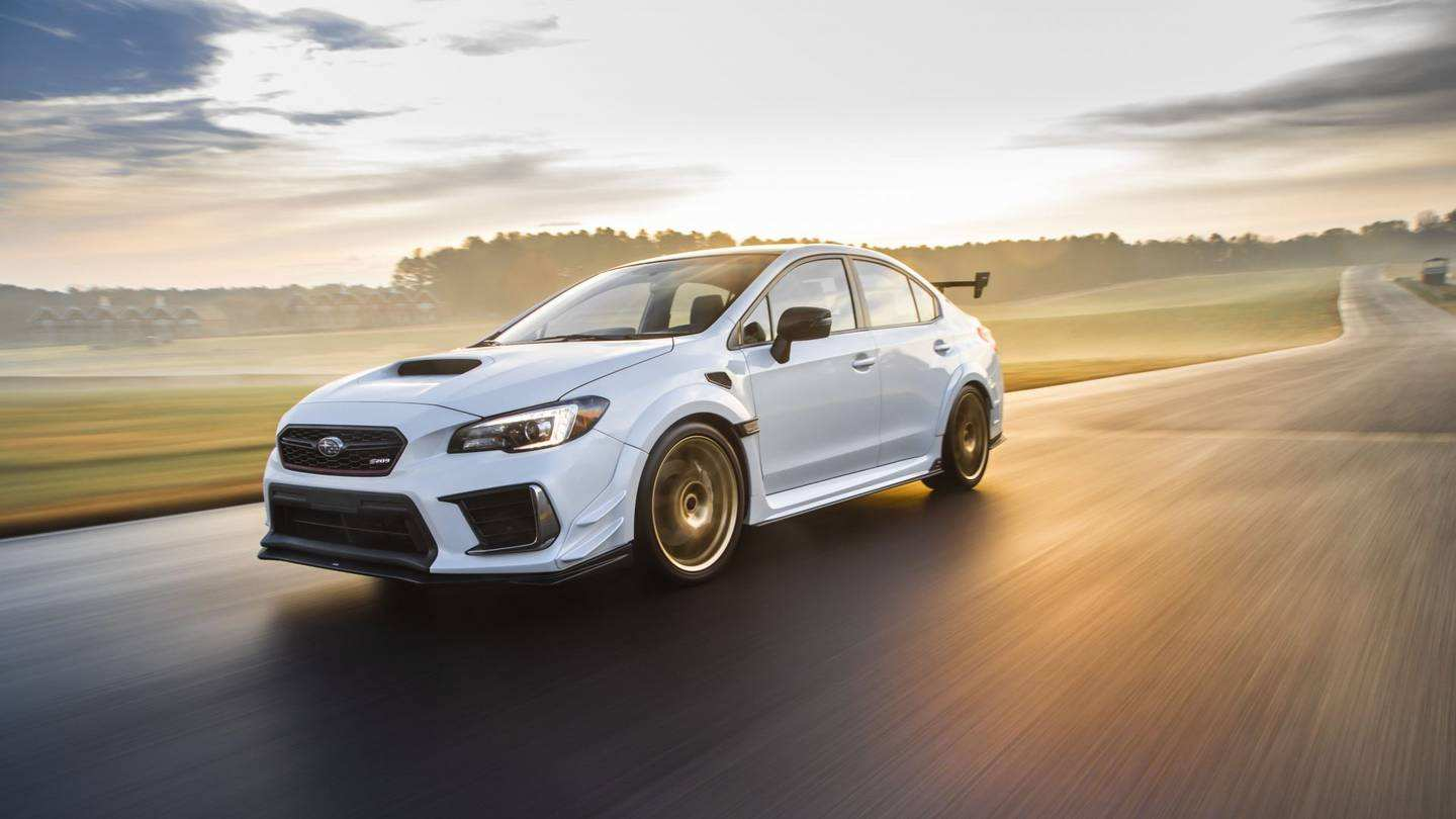 96 Great Sti Subaru 2020 Performance with Sti Subaru 2020