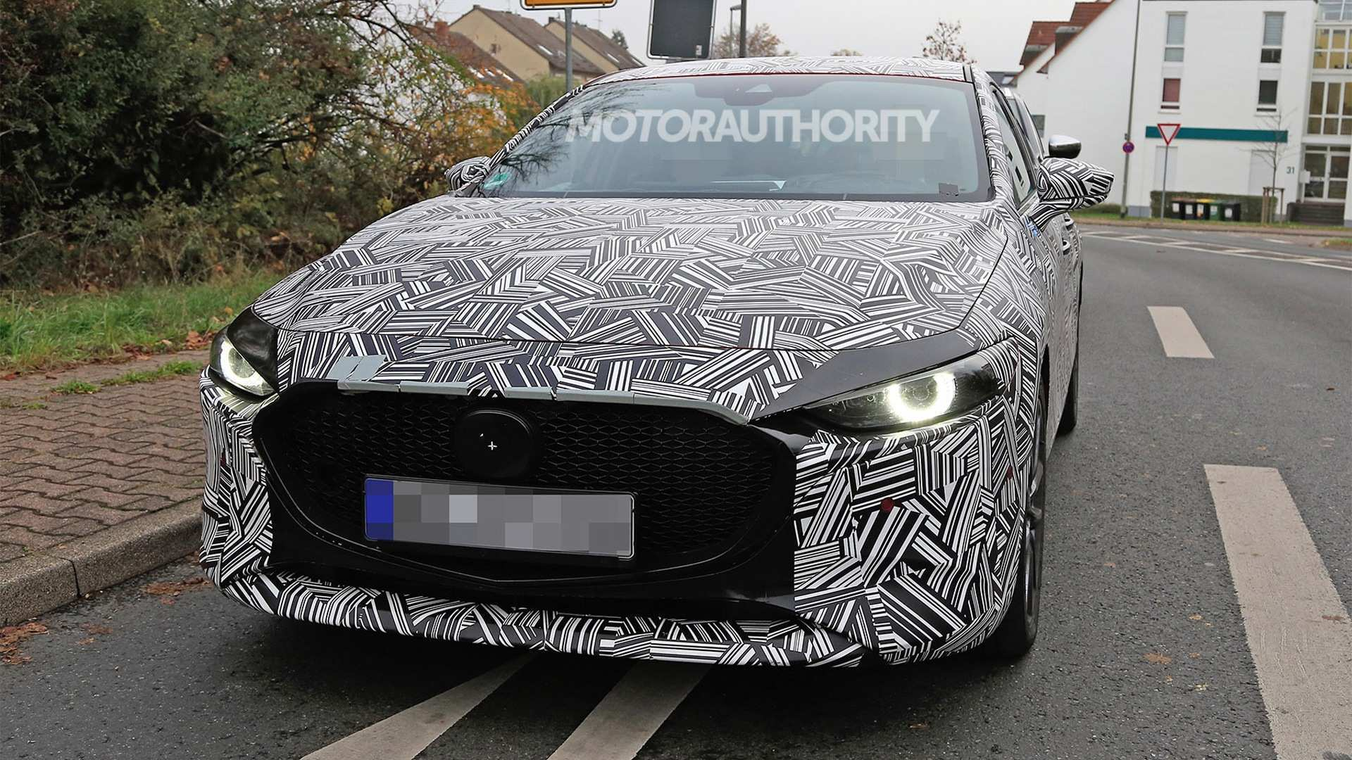 96 New 2020 Mazda 3 Spy Shots New Concept for 2020 Mazda 3 Spy Shots