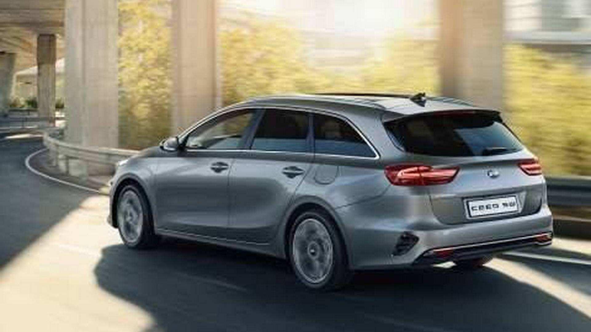 96 New Kia Ceed 2020 Interior with Kia Ceed 2020
