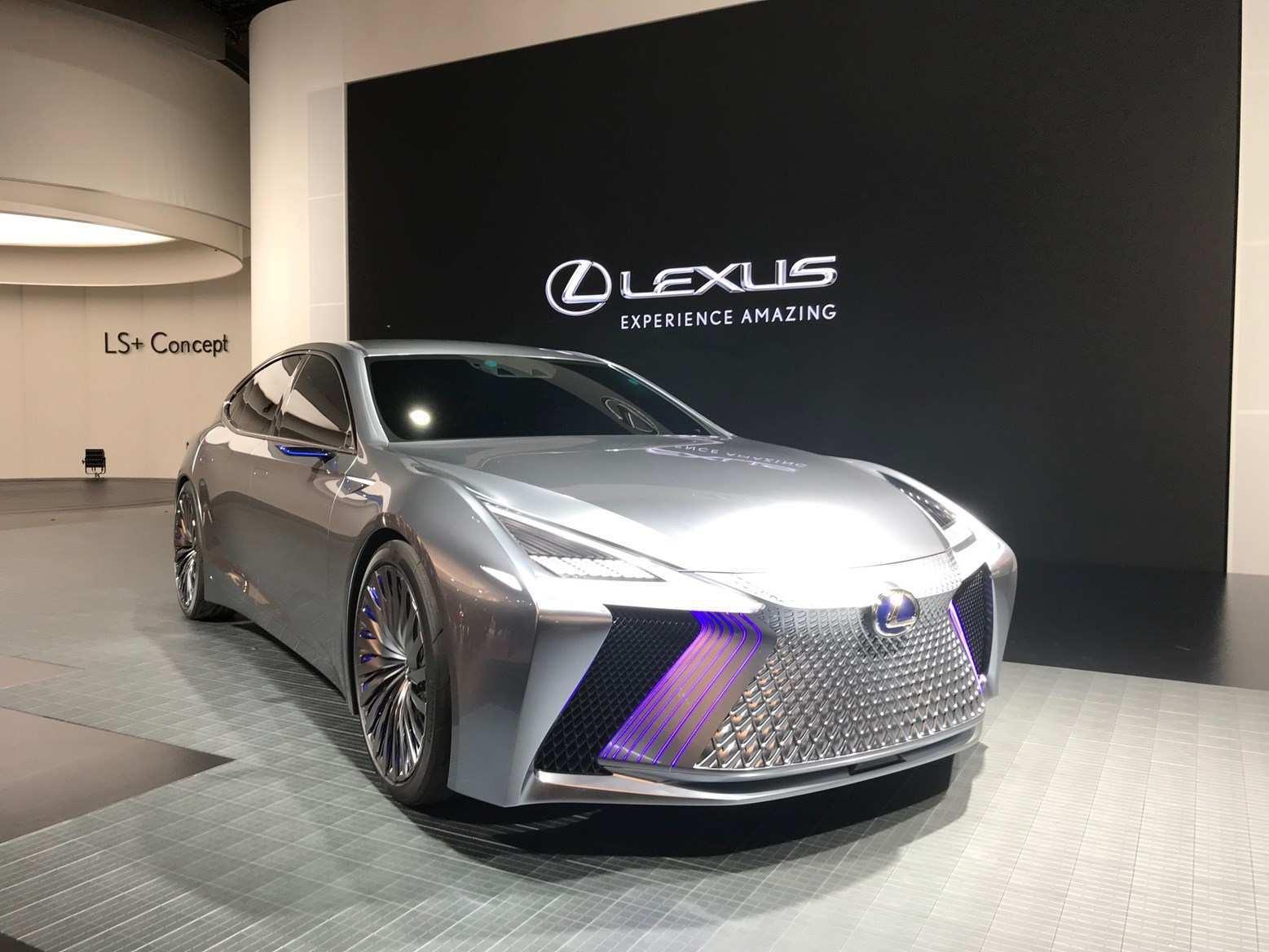 96 New Lexus Ls 2020 Wallpaper for Lexus Ls 2020