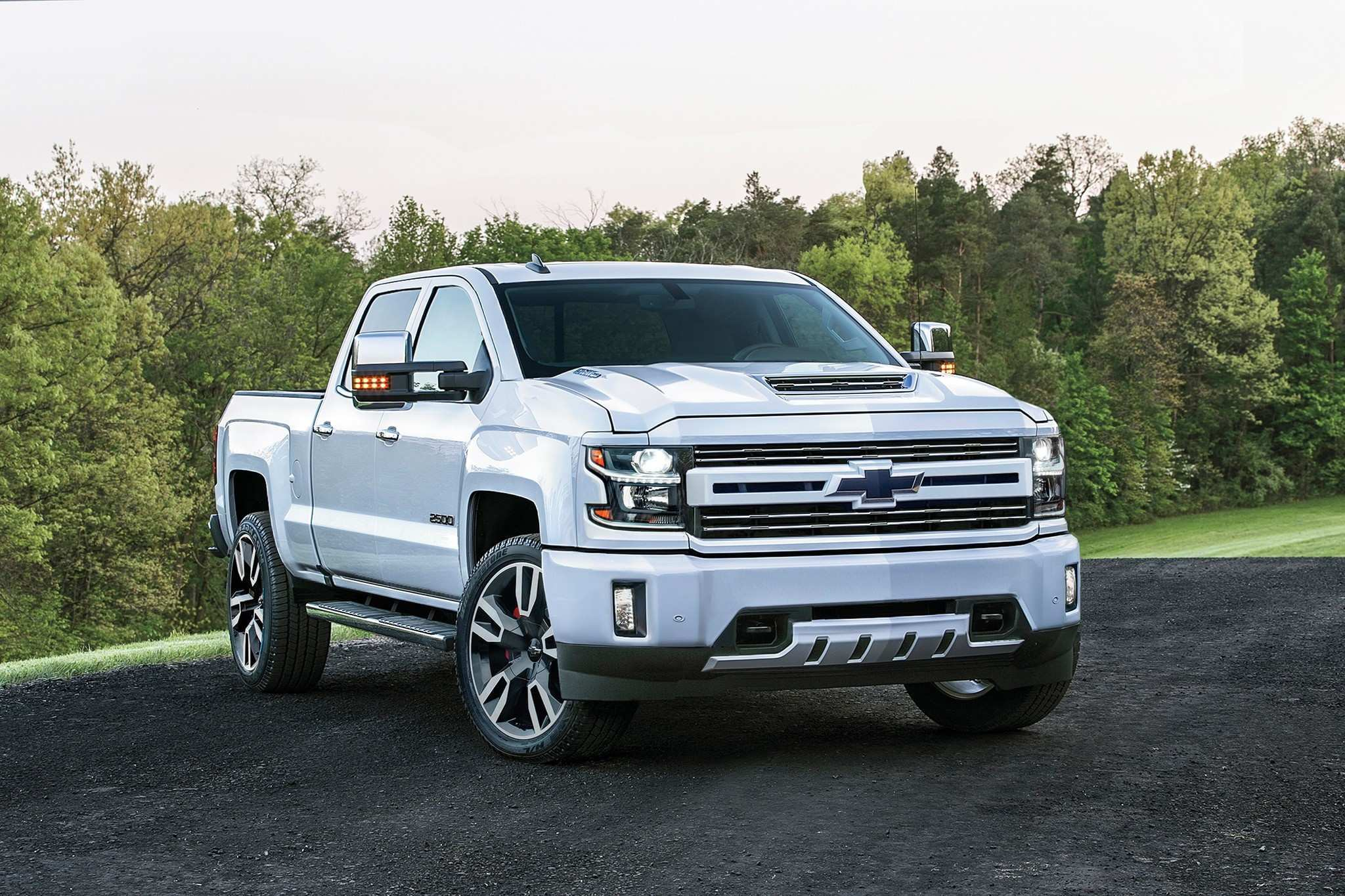 96 The 2020 Chevy 2500Hd Duramax Rumors with 2020 Chevy 2500Hd Duramax