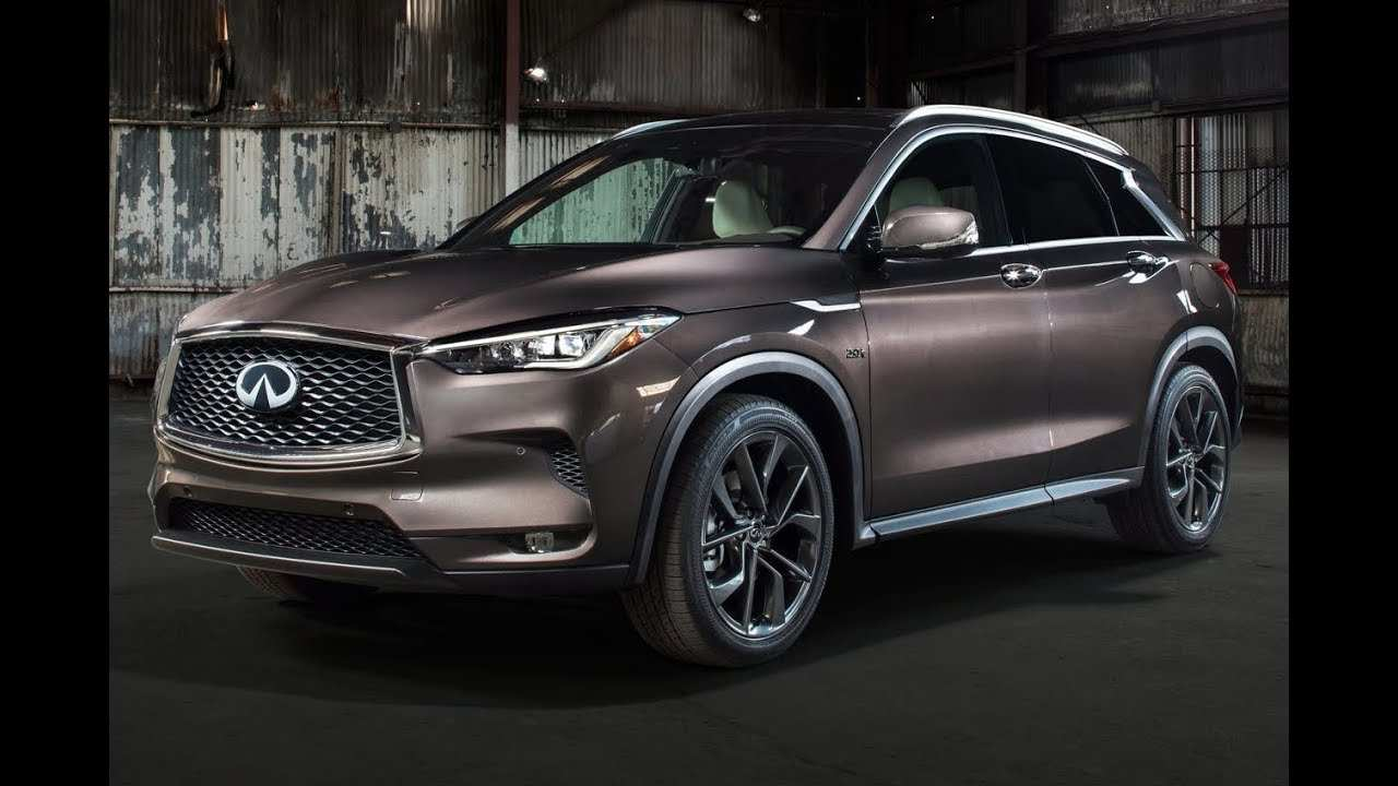 96 The 2020 Infiniti Qx50 Exterior Exterior Picture by 2020 Infiniti Qx50 Exterior Exterior