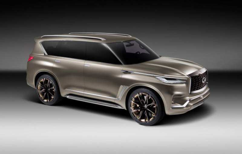 97 All New 2020 Infiniti Qx80 Suv Model with 2020 Infiniti Qx80 Suv
