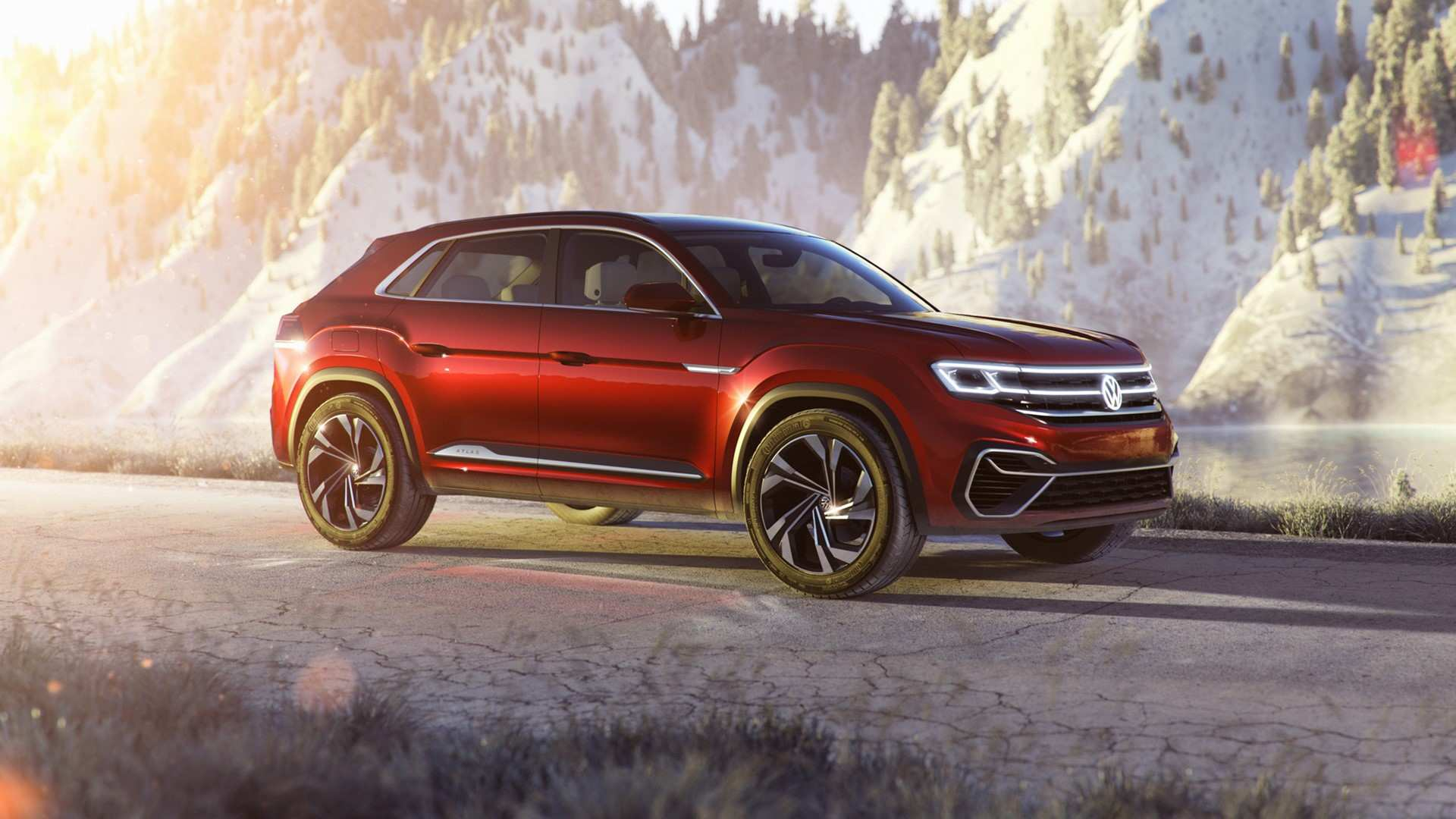 97 All New Volkswagen Atlas 2020 Spesification by Volkswagen Atlas 2020