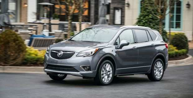 97 Best Review 2020 Buick Envision Photos by 2020 Buick Envision