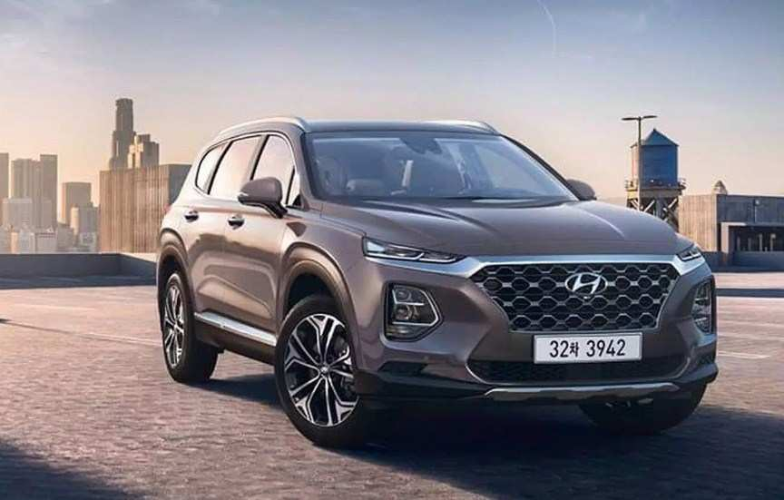 97 Best Review 2020 Hyundai Santa Fe 2018 Rumors for 2020 Hyundai Santa Fe 2018