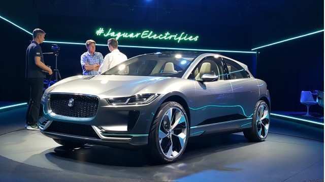 97 Best Review 2020 Jaguar I Pace Electric Redesign by 2020 Jaguar I Pace Electric