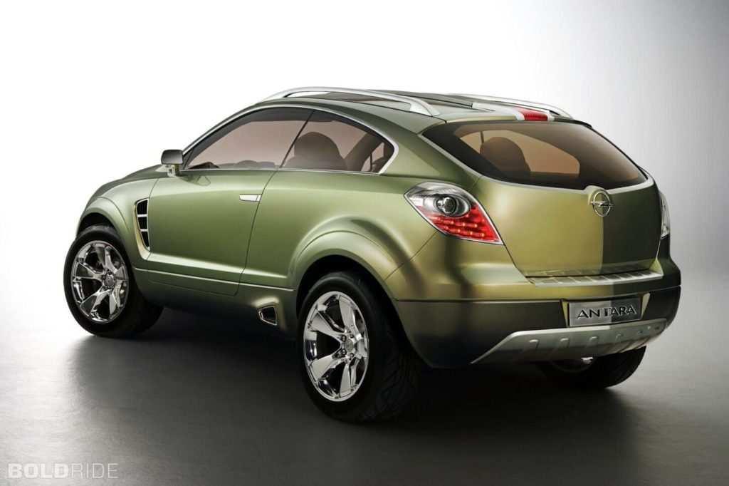 97 Best Review Opel Antara 2020 Release with Opel Antara 2020