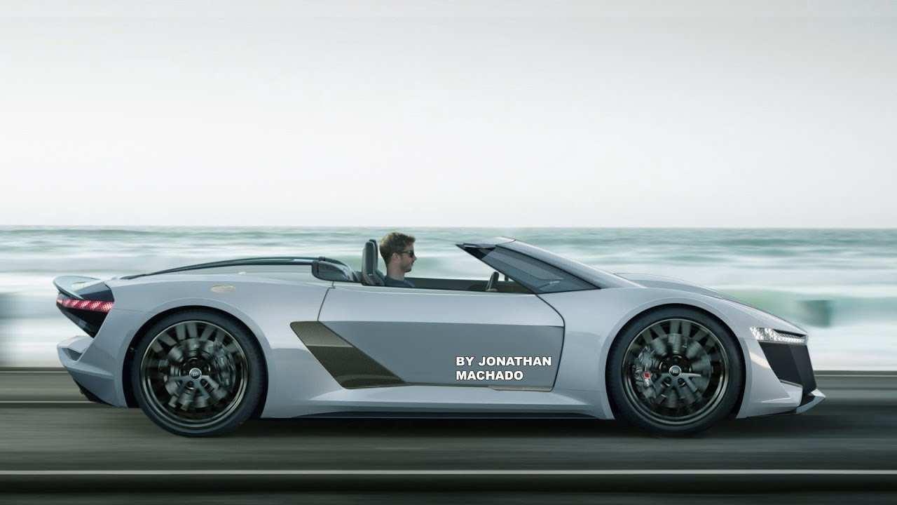97 Concept of 2020 Audi R8 V10 Spyder Spy Shoot by 2020 Audi R8 V10 Spyder