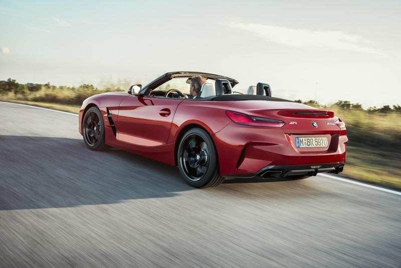 97 Concept of 2020 BMW Z4 Configurations for 2020 BMW Z4