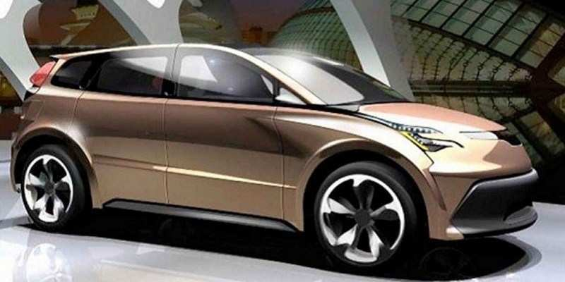 97 Concept of Toyota 2020 Venza Exterior with Toyota 2020 Venza