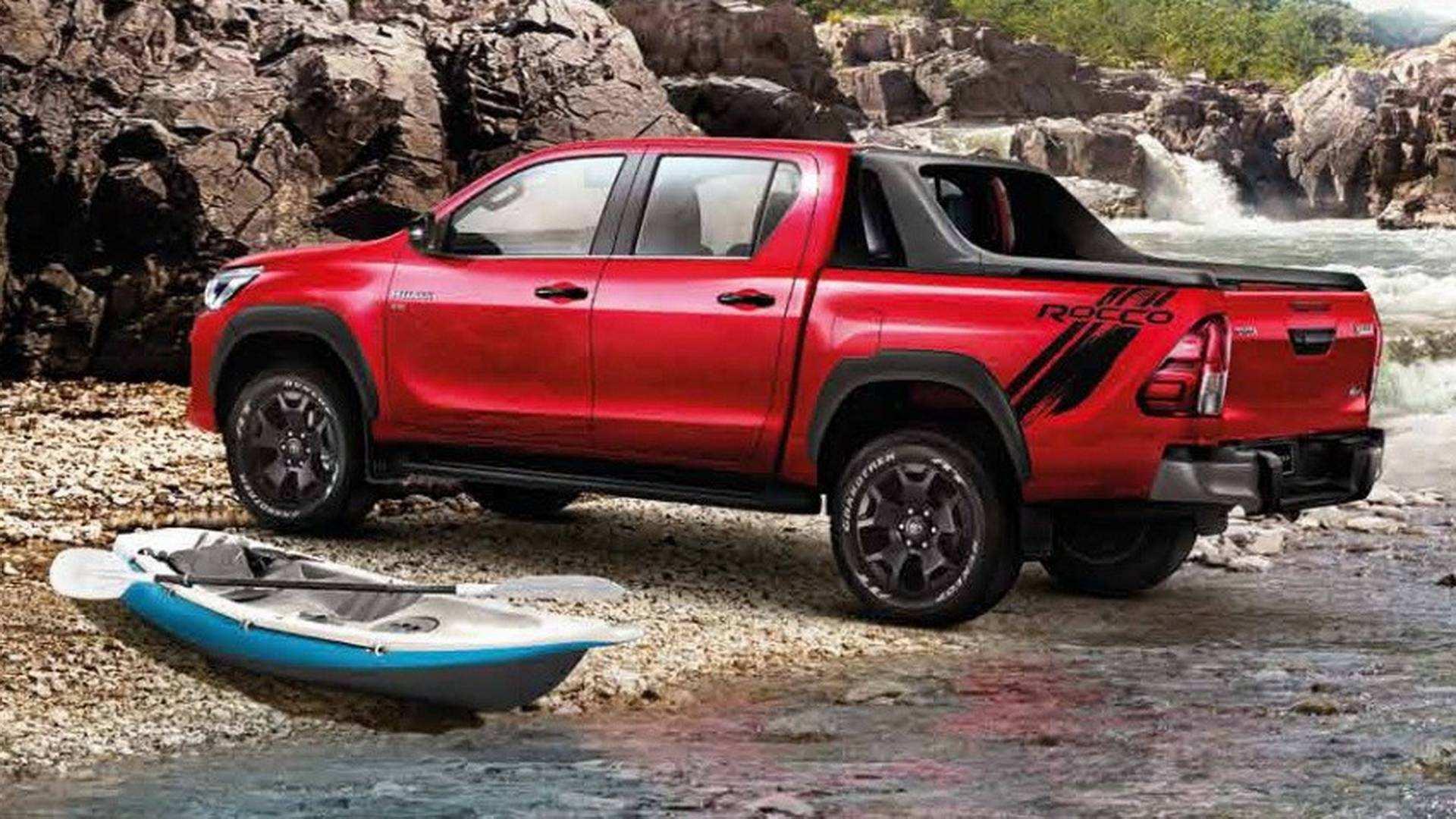 97 Concept of Toyota Dakar 2020 Reviews by Toyota Dakar 2020