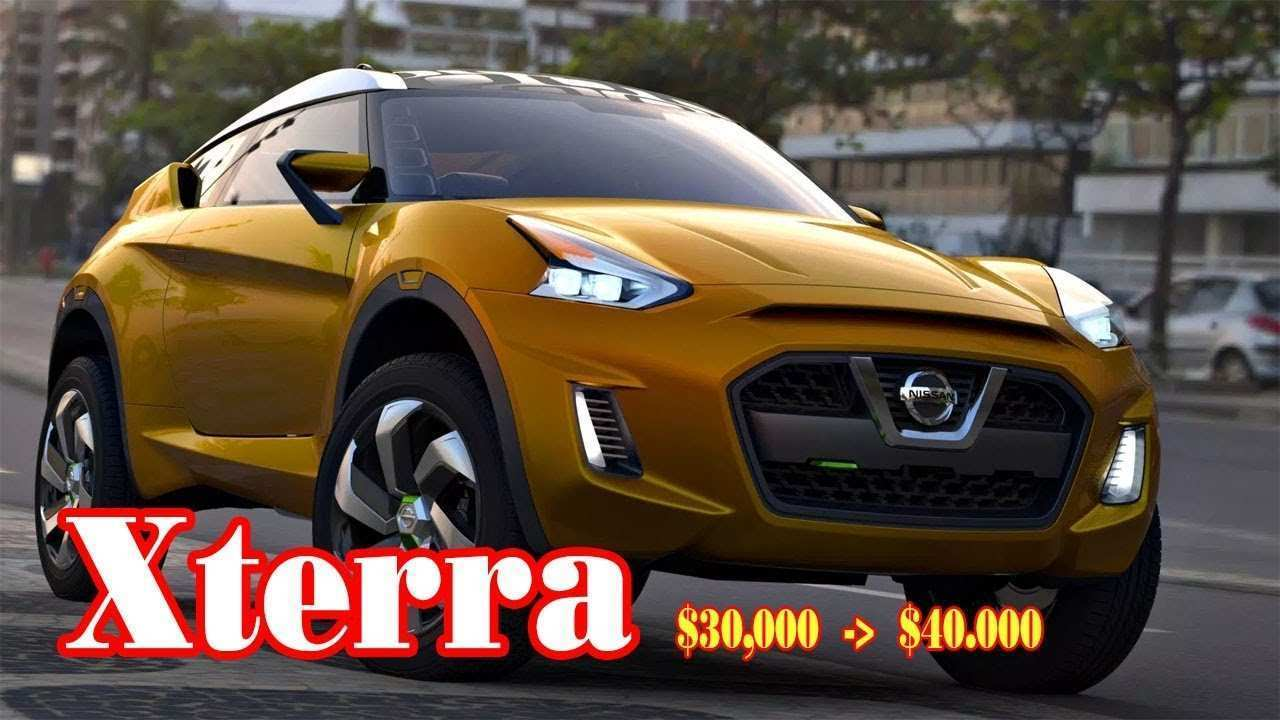 97 Concept of Xterra Nissan 2020 Prices for Xterra Nissan 2020