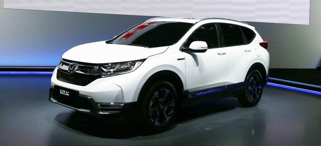 97 Gallery of 2020 Honda CR V Release Date for 2020 Honda CR V