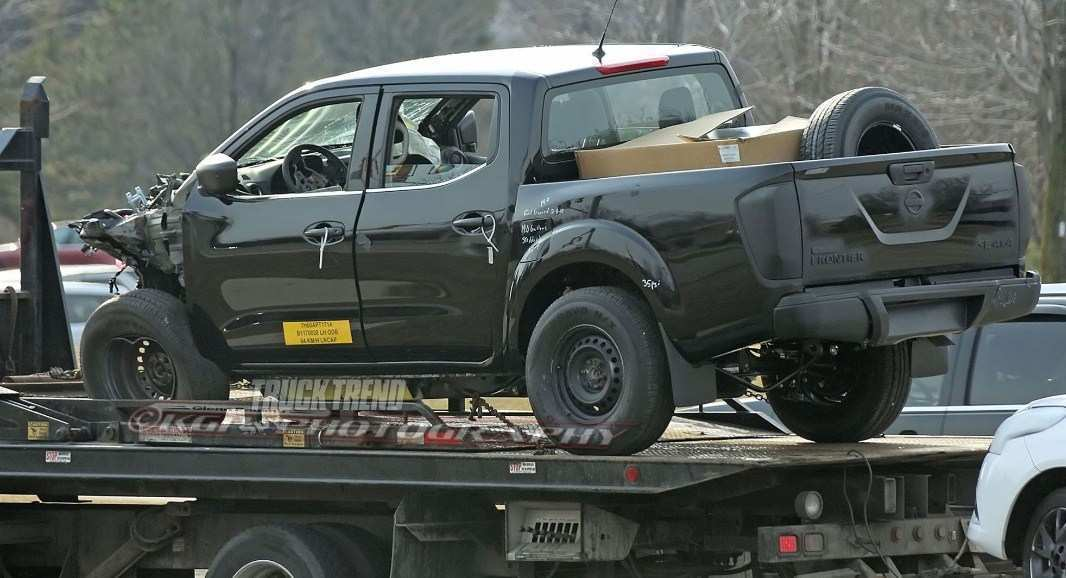 97 Gallery of 2020 Nissan Frontier Photos with 2020 Nissan Frontier