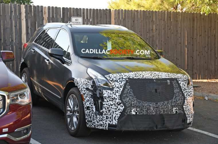 97 Great 2020 Cadillac XT5 Redesign for 2020 Cadillac XT5