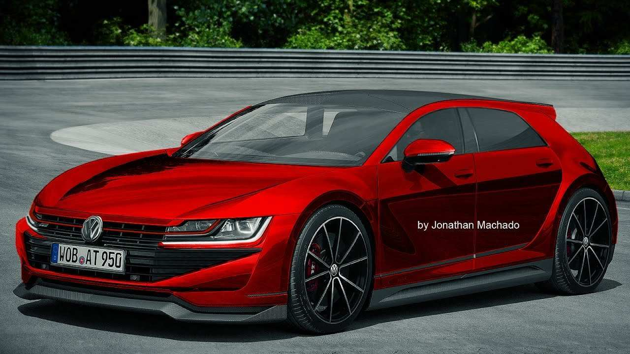 97 Great VW Golf Gti 2020 Concept with VW Golf Gti 2020