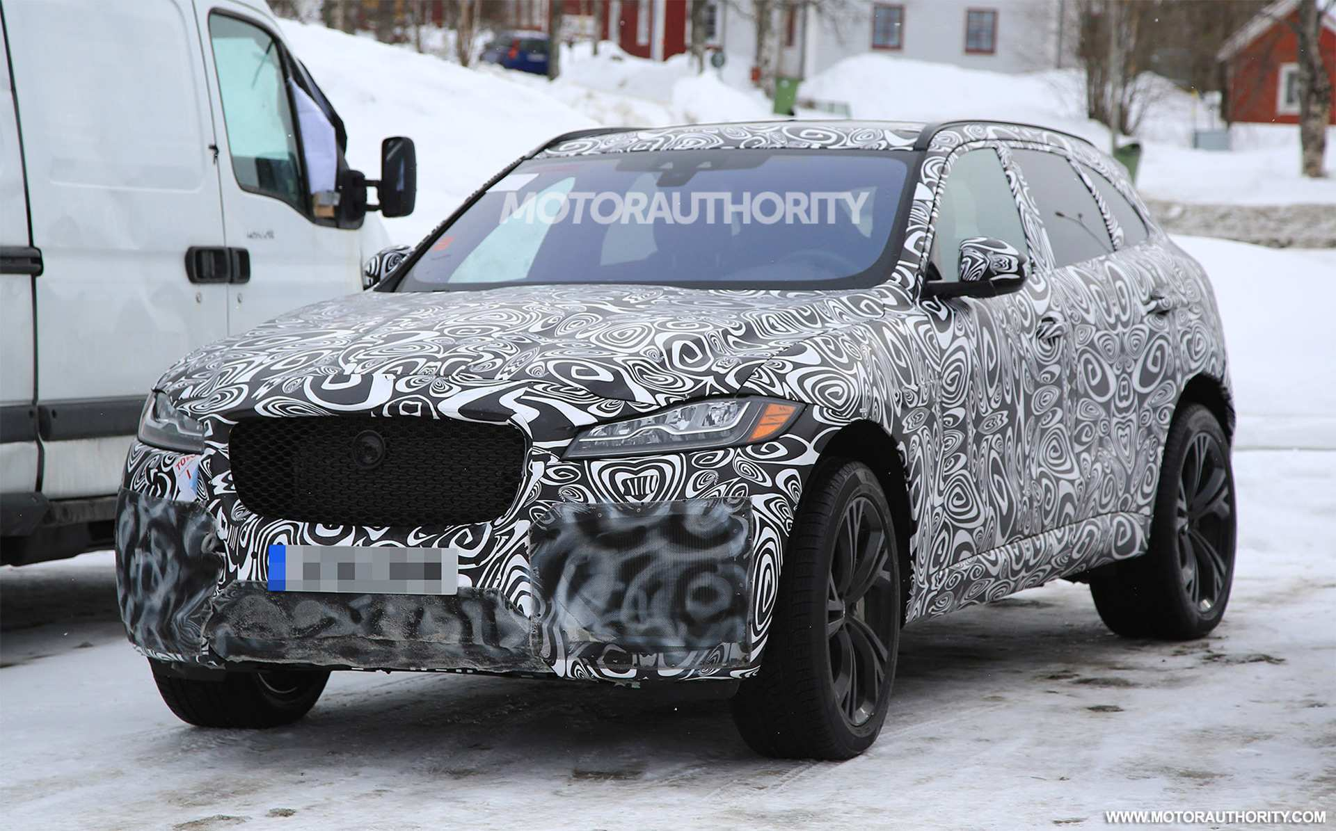 97 New 2020 Jaguar F Pace Svr Exterior Ratings with 2020 Jaguar F Pace Svr Exterior