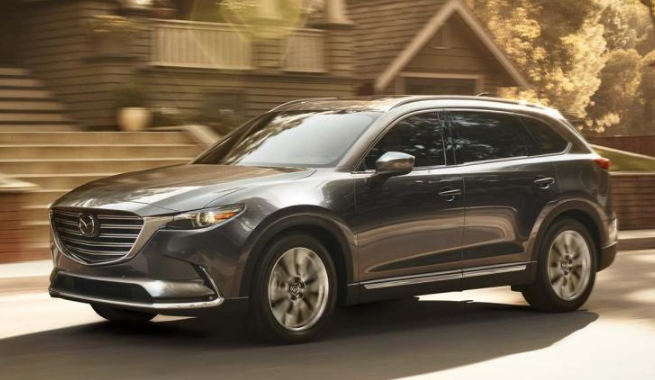 97 New 2020 Mazda CX 9s Performance and New Engine by 2020 Mazda CX 9s