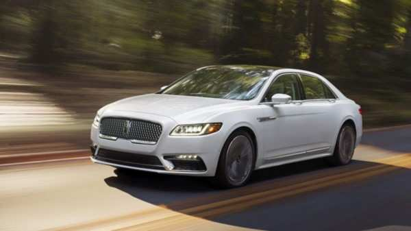 97 New 2020 The Lincoln Continental Specs for 2020 The Lincoln Continental
