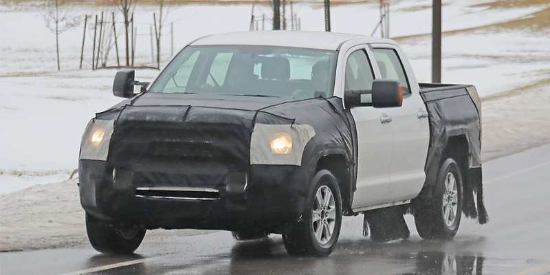 97 New 2020 Toyota Hilux Spy Shots Exterior by 2020 Toyota Hilux Spy Shots