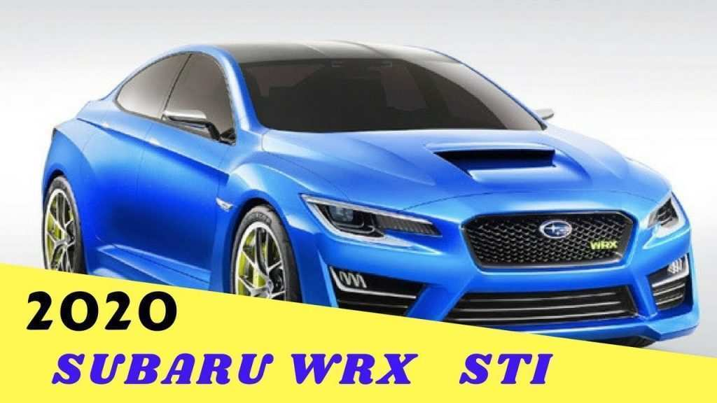 97 New Subaru 2020 New New Concept Overview for Subaru 2020 New New Concept