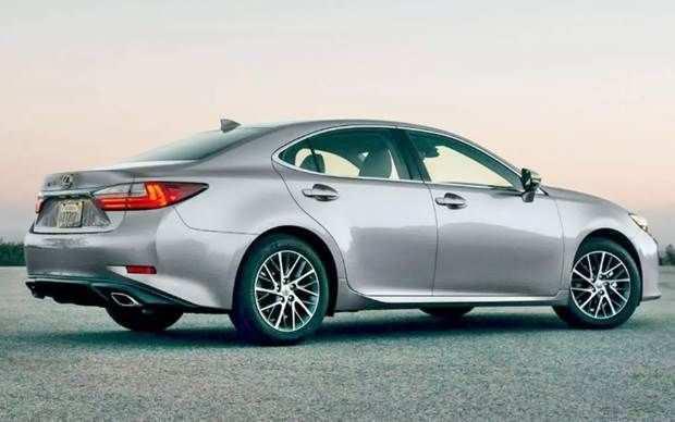 97 New The 2020 Lexus Es Concept by The 2020 Lexus Es