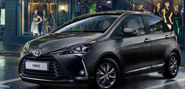 97 The 2020 Toyota Yaris Model for 2020 Toyota Yaris