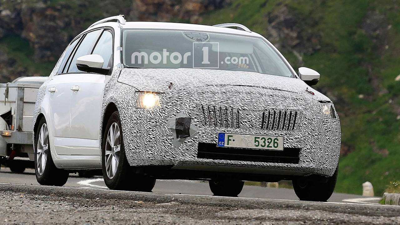 97 The Spy Shots 2020 Skoda Superb Configurations by Spy Shots 2020 Skoda Superb