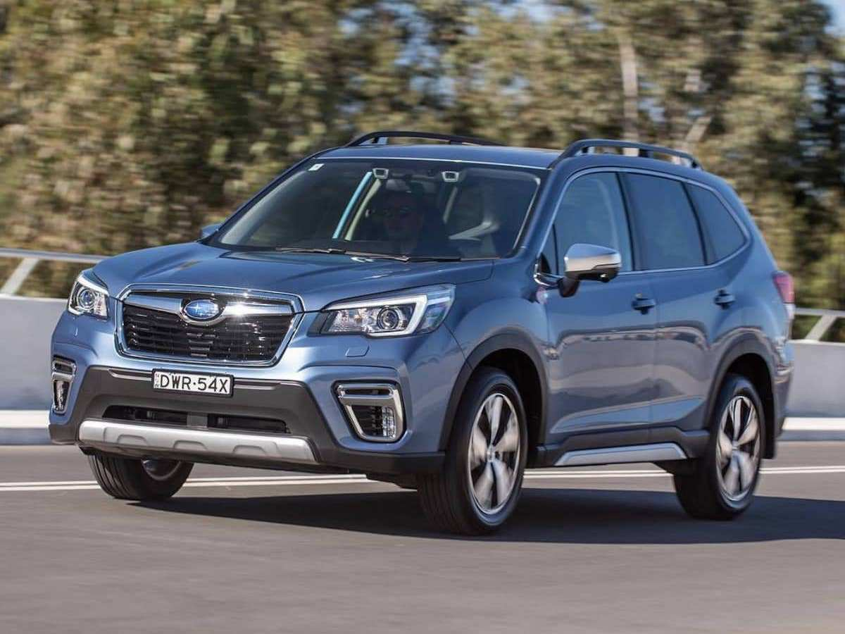 97 The Subaru Forester 2020 News Redesign for Subaru Forester 2020 News