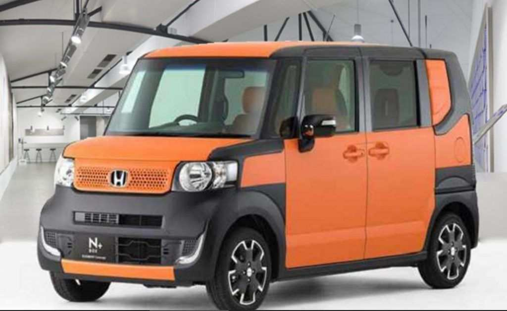 98 All New 2020 Honda Element Performance and New Engine for 2020 Honda Element