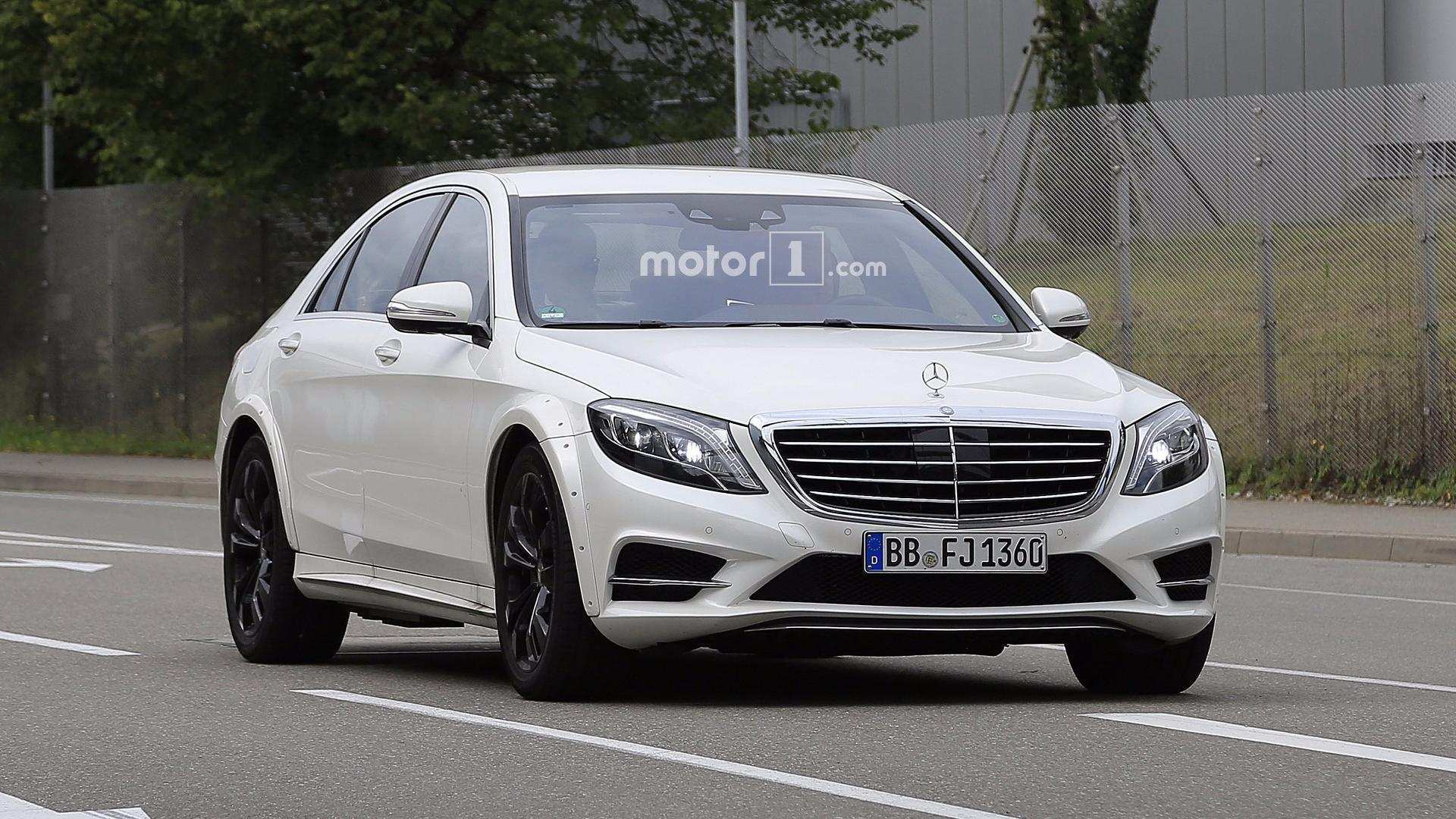 98 All New 2020 Mercedes Benz S Class Redesign and Concept by 2020 Mercedes Benz S Class