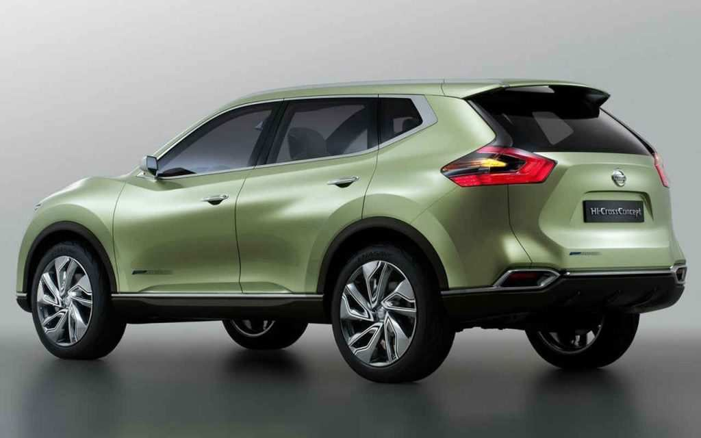 98 All New 2020 Nissan Rogue Hybrid Exterior and Interior with 2020 Nissan Rogue Hybrid