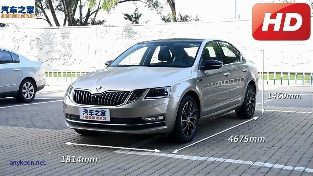 2020 Skoda Octavia India Egypt Specs and Review