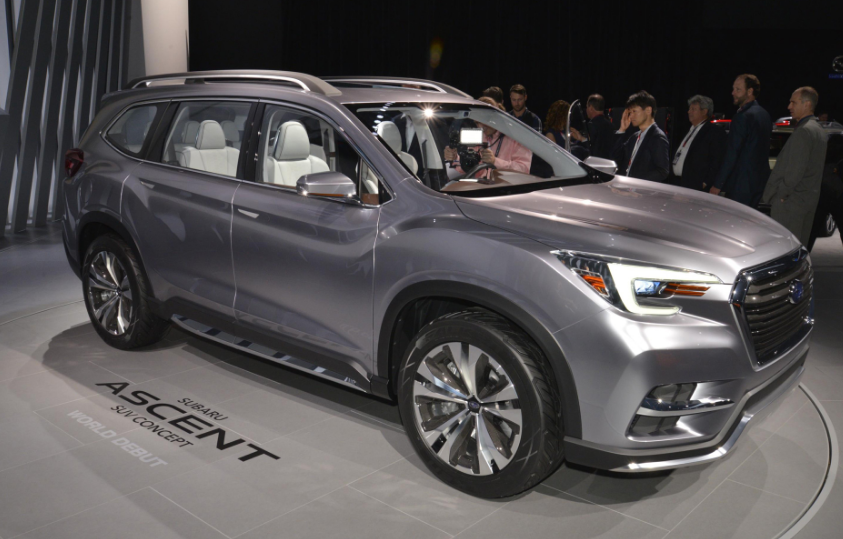 98 All New 2020 Subaru Ascent Ground Clearance Price and Review for 2020 Subaru Ascent Ground Clearance