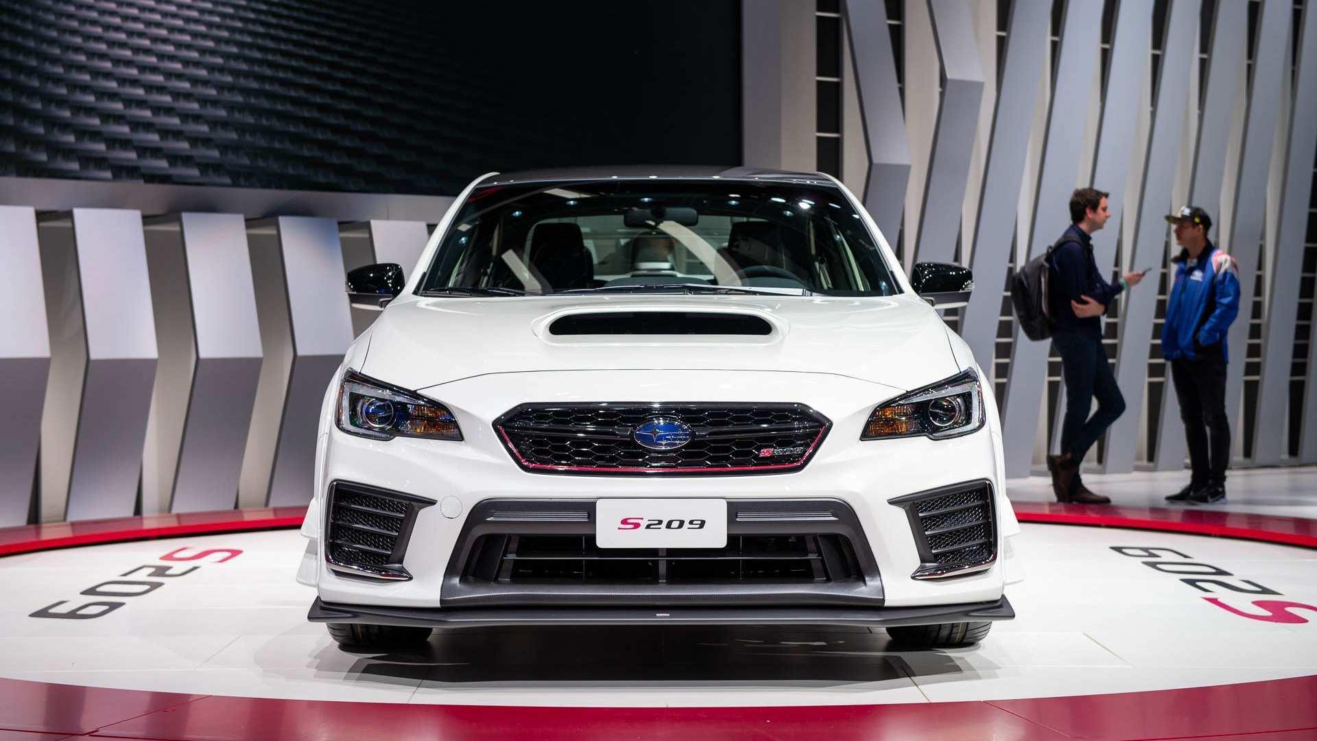 98 All New 2020 Subaru Wrx Series Gray History for 2020 Subaru Wrx Series Gray